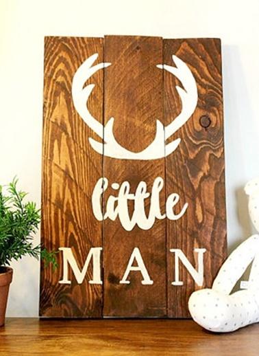 Little Man Tablo-Oldwooddesign